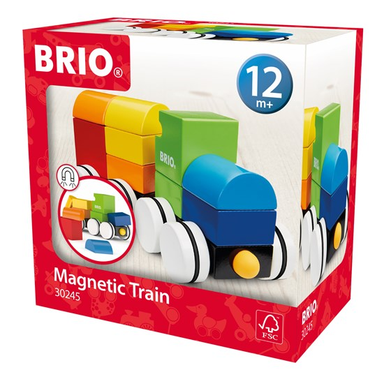 Brio - Magnetic Train