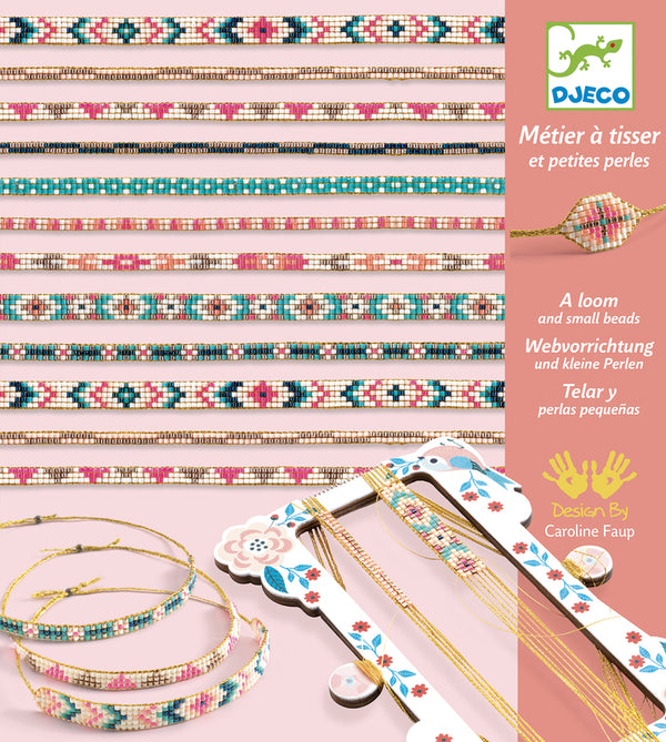 Djeco -  Bracelet and Loom KIt