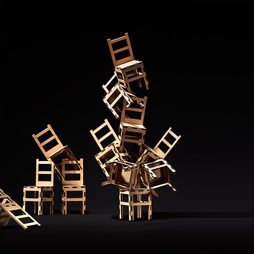 Moma - Stacking Chairs Game