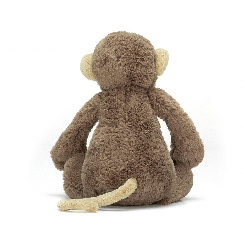 Jellycat - Bashful Monkey in Brown