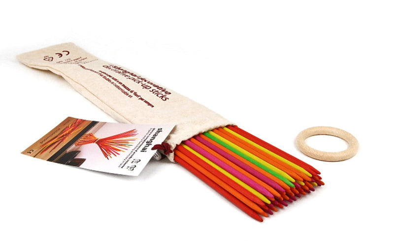 Milaniwood -  Pick Up Sticks Rainbow