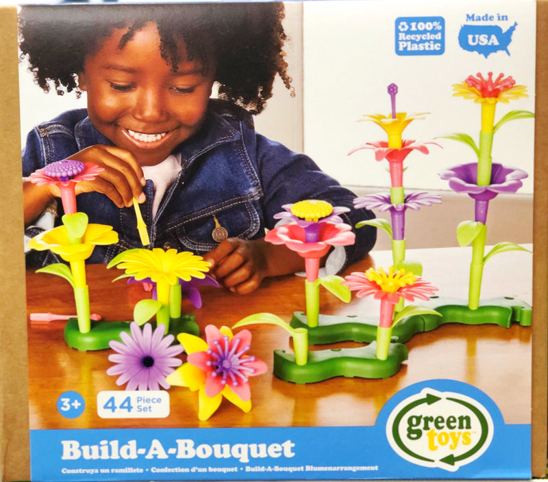 Green Toys -  Build a Bouquet