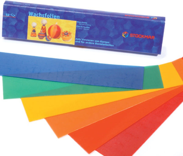 Stockmar - Decorating Wax - 12 colours