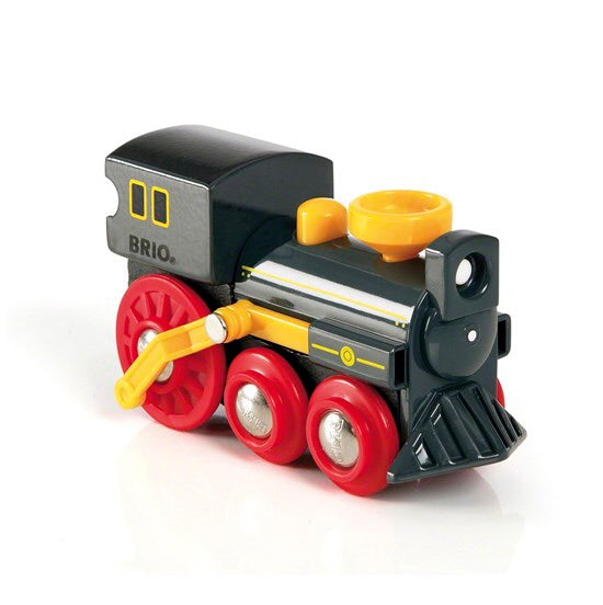 Brio - Old Steam Engine