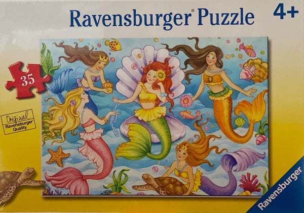Ravensburger - Jigsaw Puzzle, 35 Pieces, Queen of the Ocean
