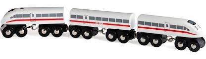 Brio - High Speed Train