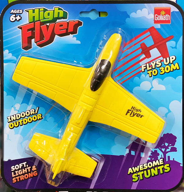 Britz'n pieces - High Flyer