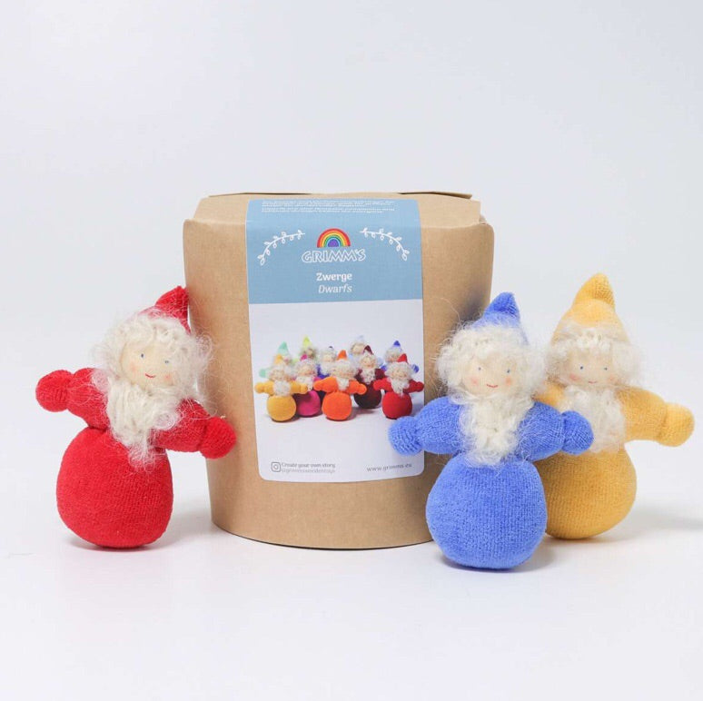 Cute dolls by Grimms. Multicolour, recommended 1+