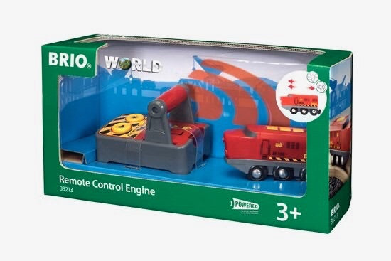 Brio - Remote Control Engine