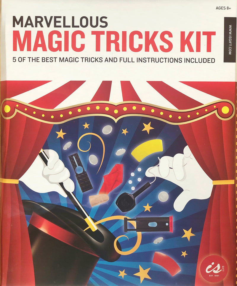 Is Gift -Magic Trick Kit