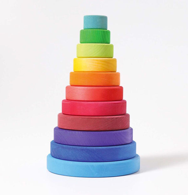 Grimms - Conical stacking Tower
