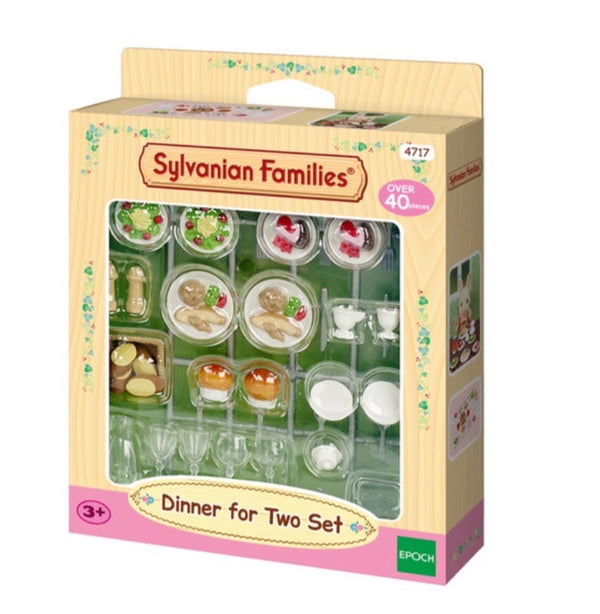 Sylvanian Families -  Dinner for Two