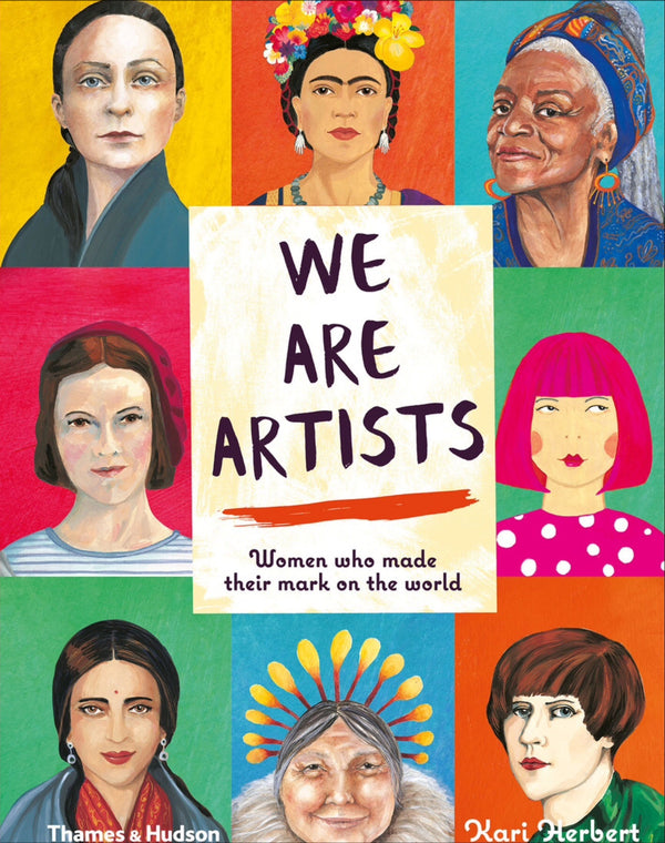 Book - We are Artists