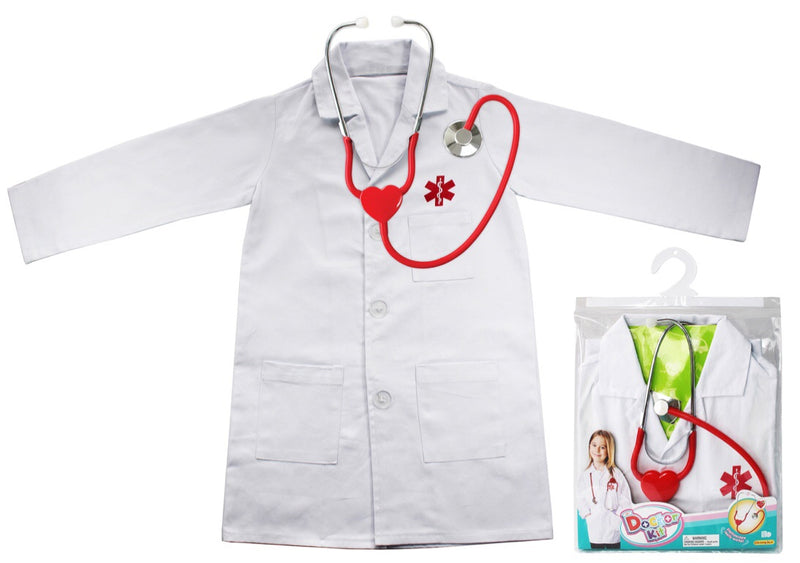 Doctors Outfit Set - White