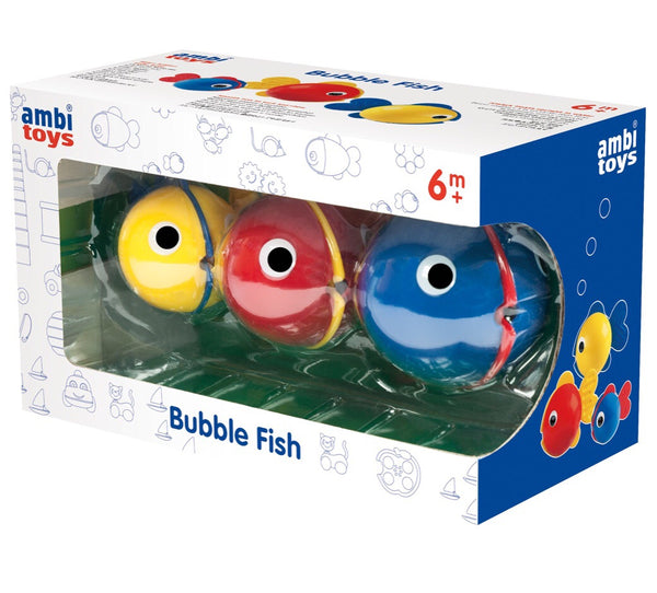 Ambi - Bubble Fish