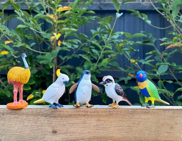 Birds of Australia - Bird Figurines