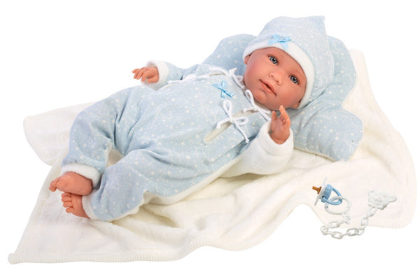 Llorens Doll - Baby Doll Mimi nube toquilla 42cm