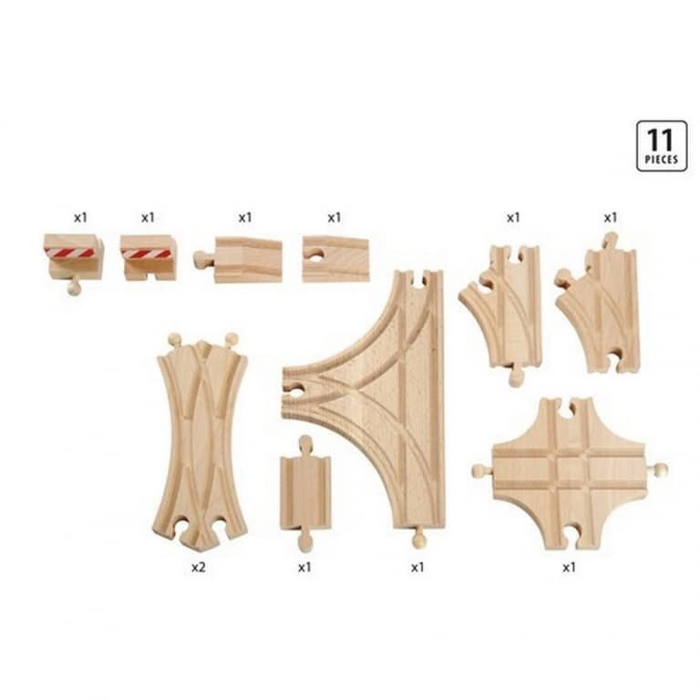 Brio - 11 Piece Advanced Expansion Pack