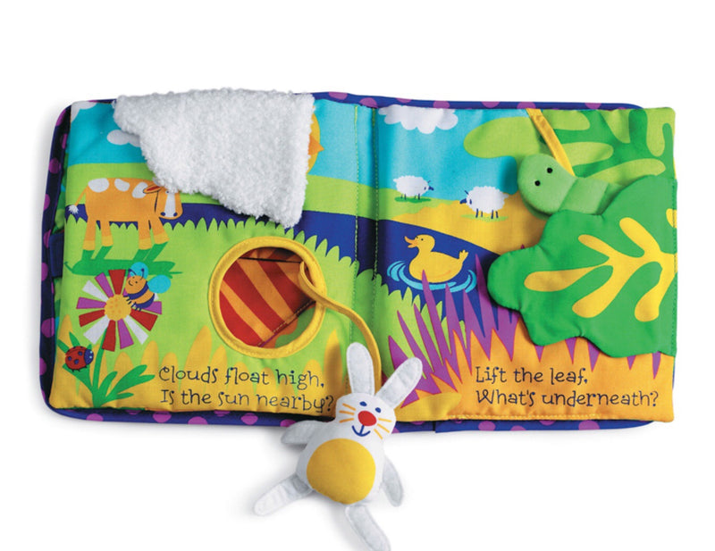 Manhattan Toys - Fabric Book, Sunny Day