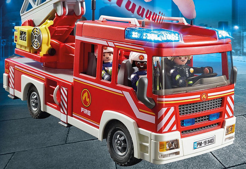 Playmobil - City Action Fire Truck