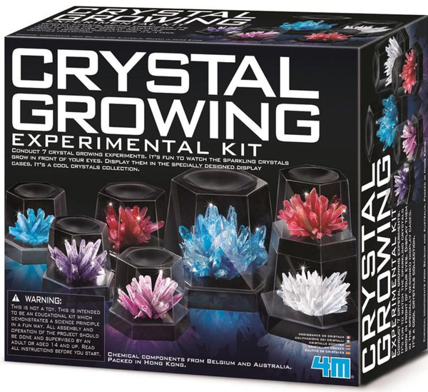 4M - Crystal growing kit - large