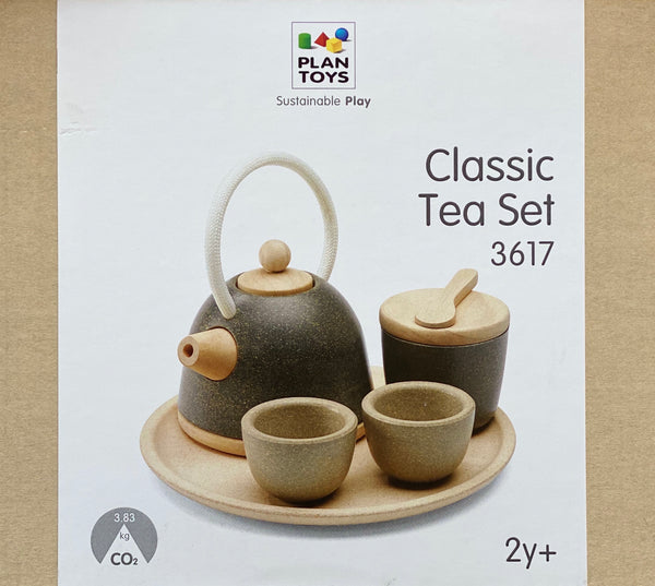 Plan Toys - Oriental Tea Set