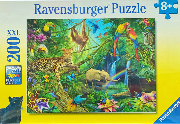 A fun puzzles featuring police and firefighters. Puzzle sizes 49 x 36 cm Recommended age 8 + Made from recycled board Made in Germany