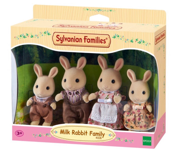 Sylvanian families - Milk Rabbit