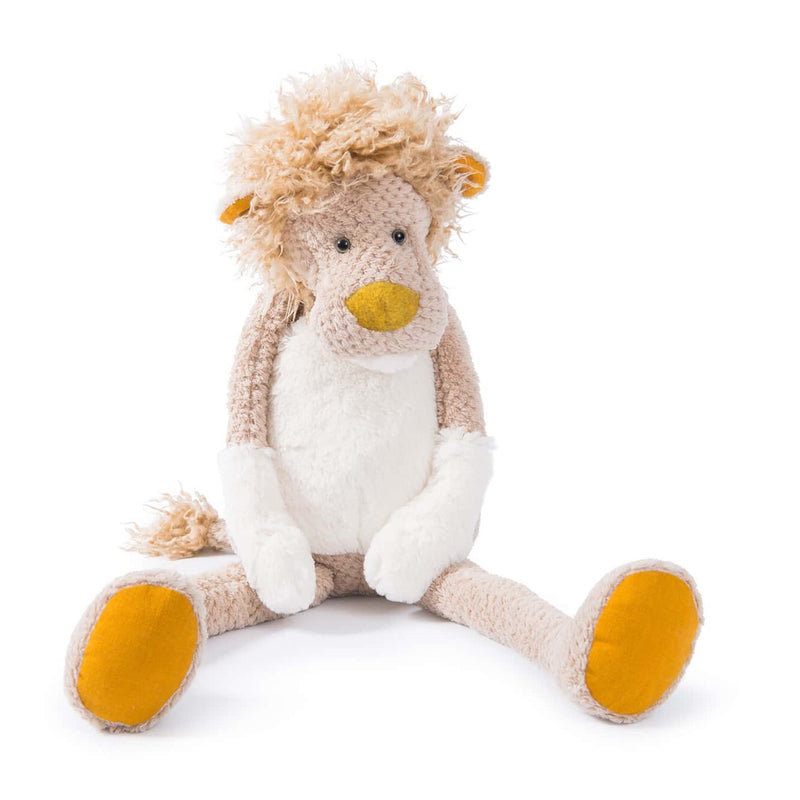 A beautiful plush toy for any child. He is delightful. Long legs & tails makes Bou very appealing to children.