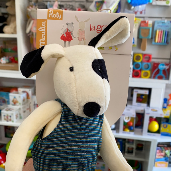 Moulin Roty - Julius Puppy Plush Toy