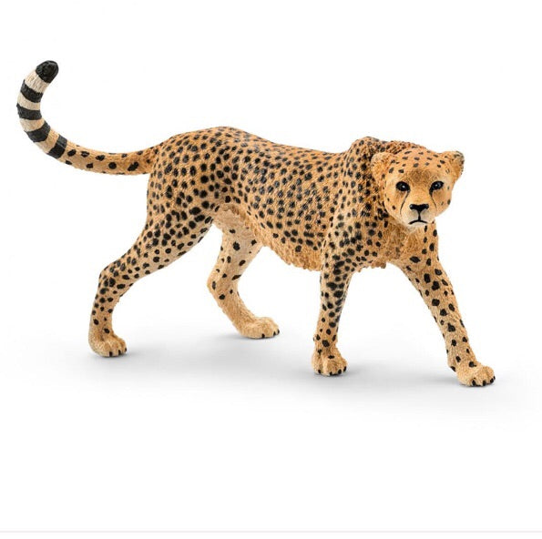 Schleich Wild Life  - Cheetah Female