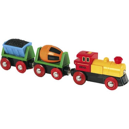 Brio - Battery Operated Action Train