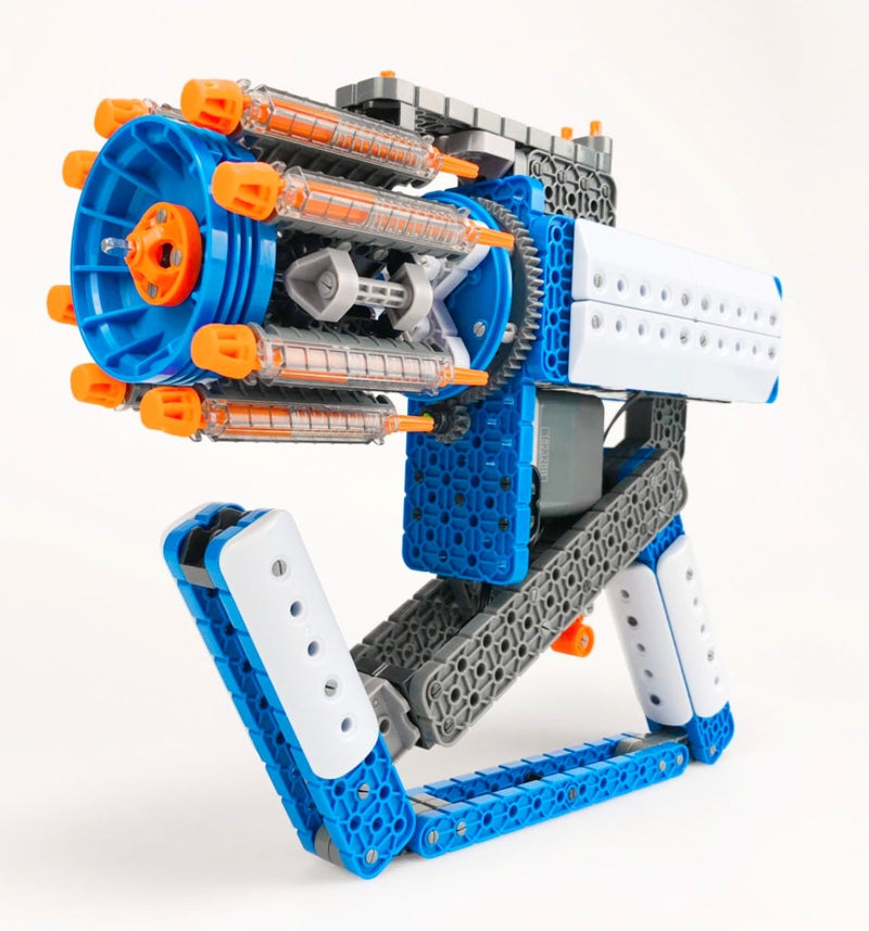 Vex Robotics - Gatling Rapid Fire  in multi colour print