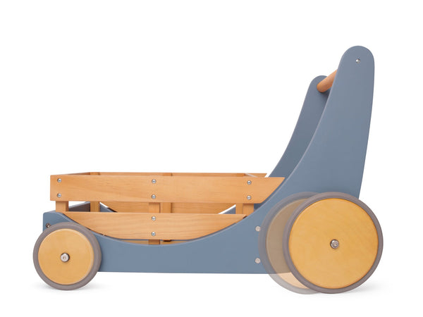 Kinderfeets - Cargo Walker, Blue