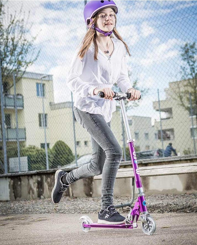 Microscooter Sprite Purple in purple