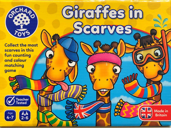 giraffes-in-scarves-in-multi-colour-print
