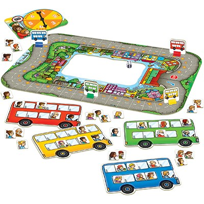 Orchard Toys - Game Bus Stop
