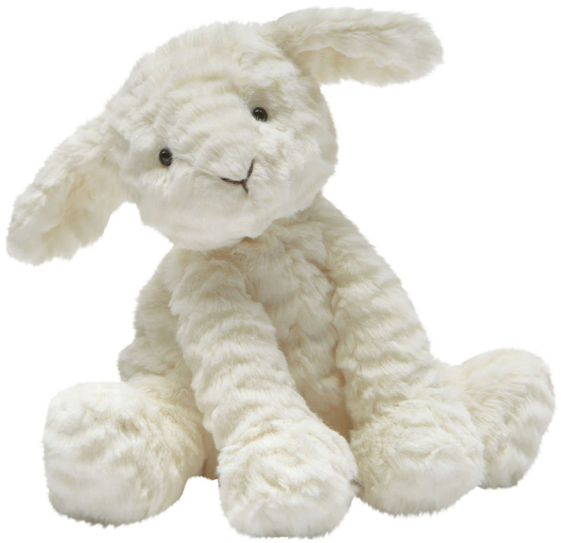 This gorgeous little lamb is so sweet and cute. Super soft and perfect for cuddles