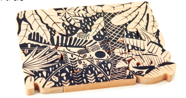 wooden-jungle-puzzle-in-wood