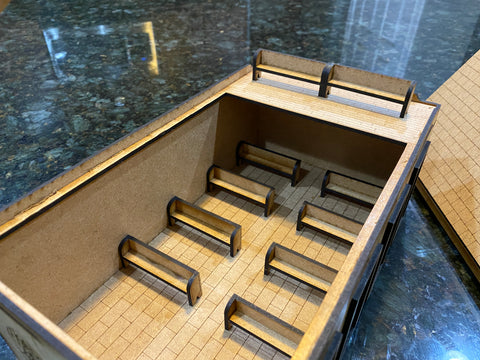 New line of modular MDF terrain
