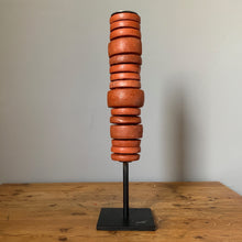 Load image into Gallery viewer, Escultura Saconca 37cm - Touched by Nature - Mei Aguirre