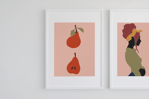 Two pears - Digital download