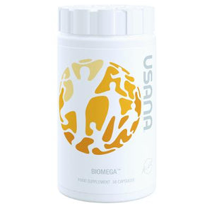 USANA BiOmega™ Cardiovascular Health Omega-3 Fats Fish Oil