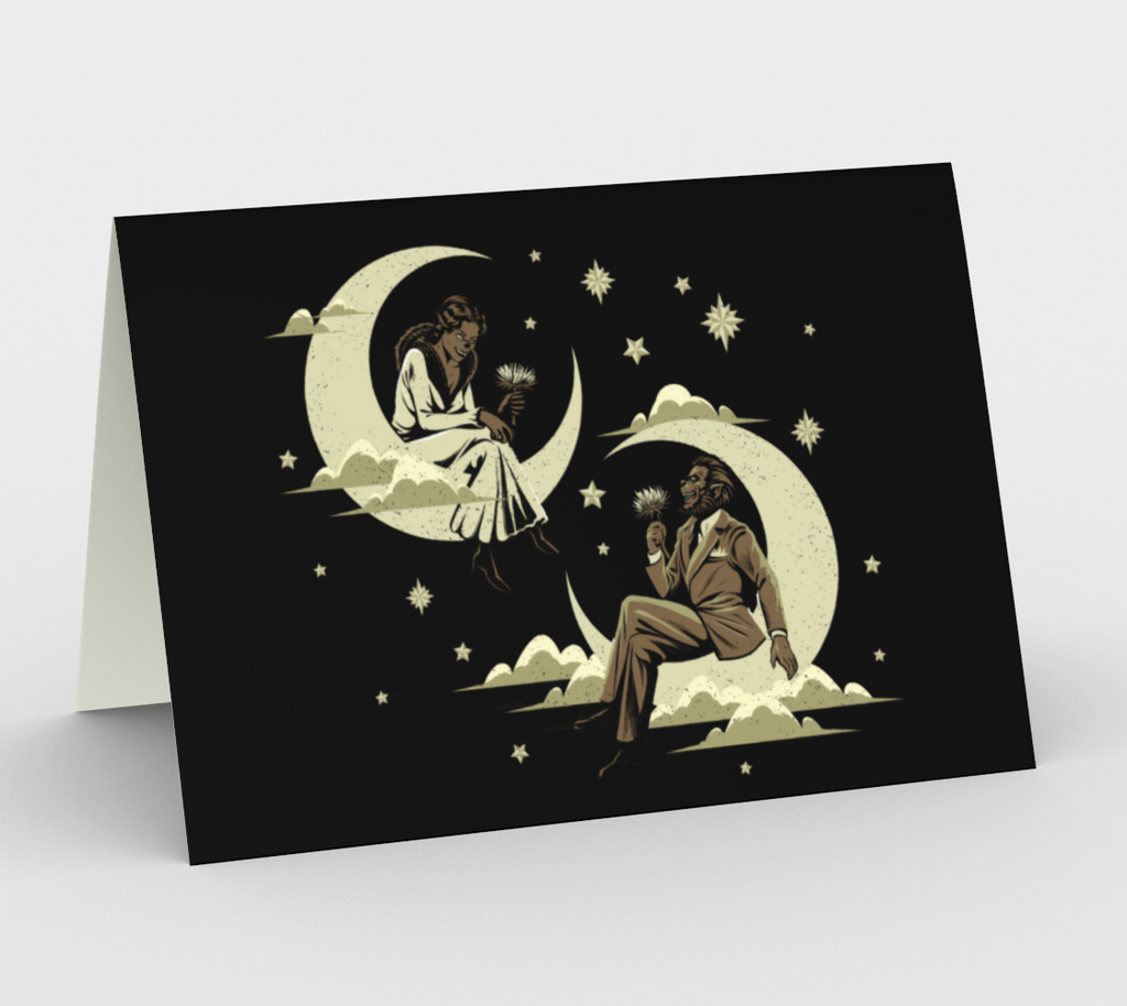 Queen of the Night Werewolves - CARDS Set of 3
