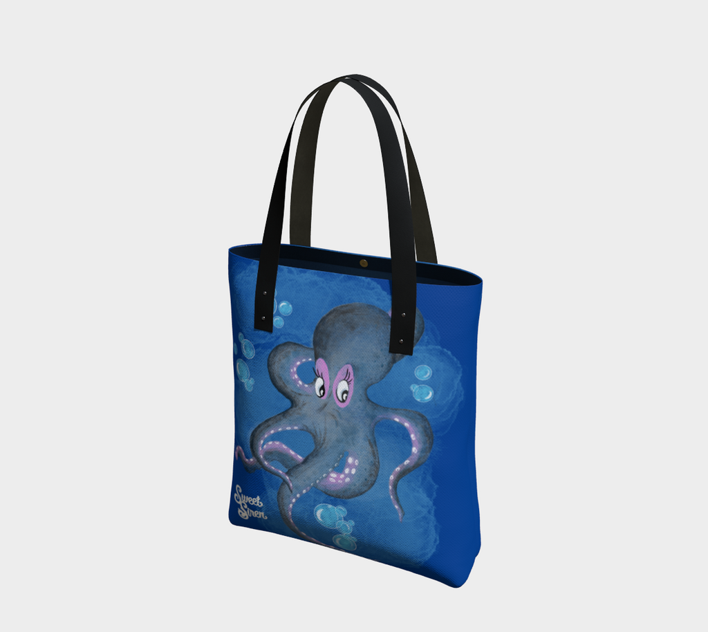Arms for You Octopus - Urban Tote