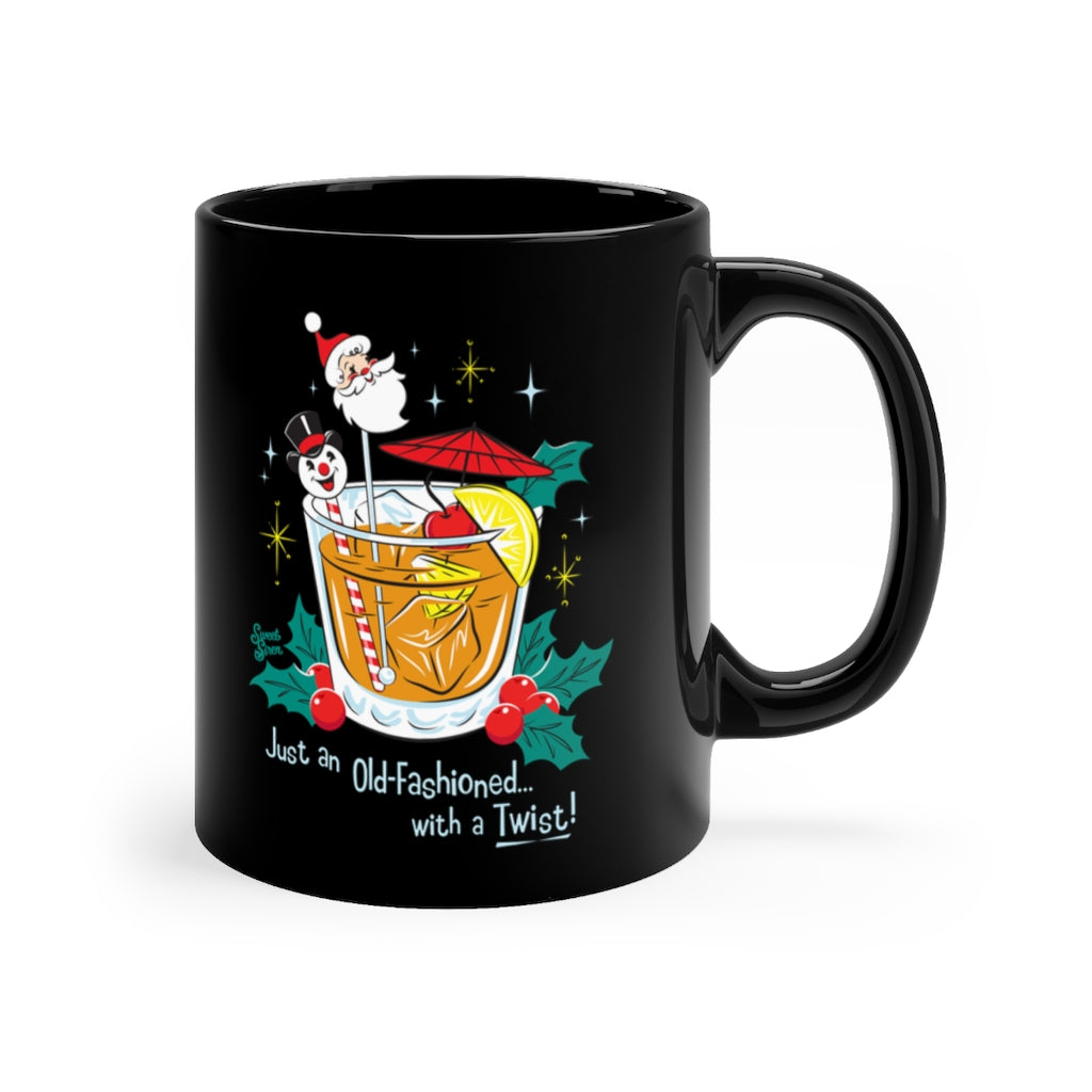 Old Fashioned - Mug 11oz