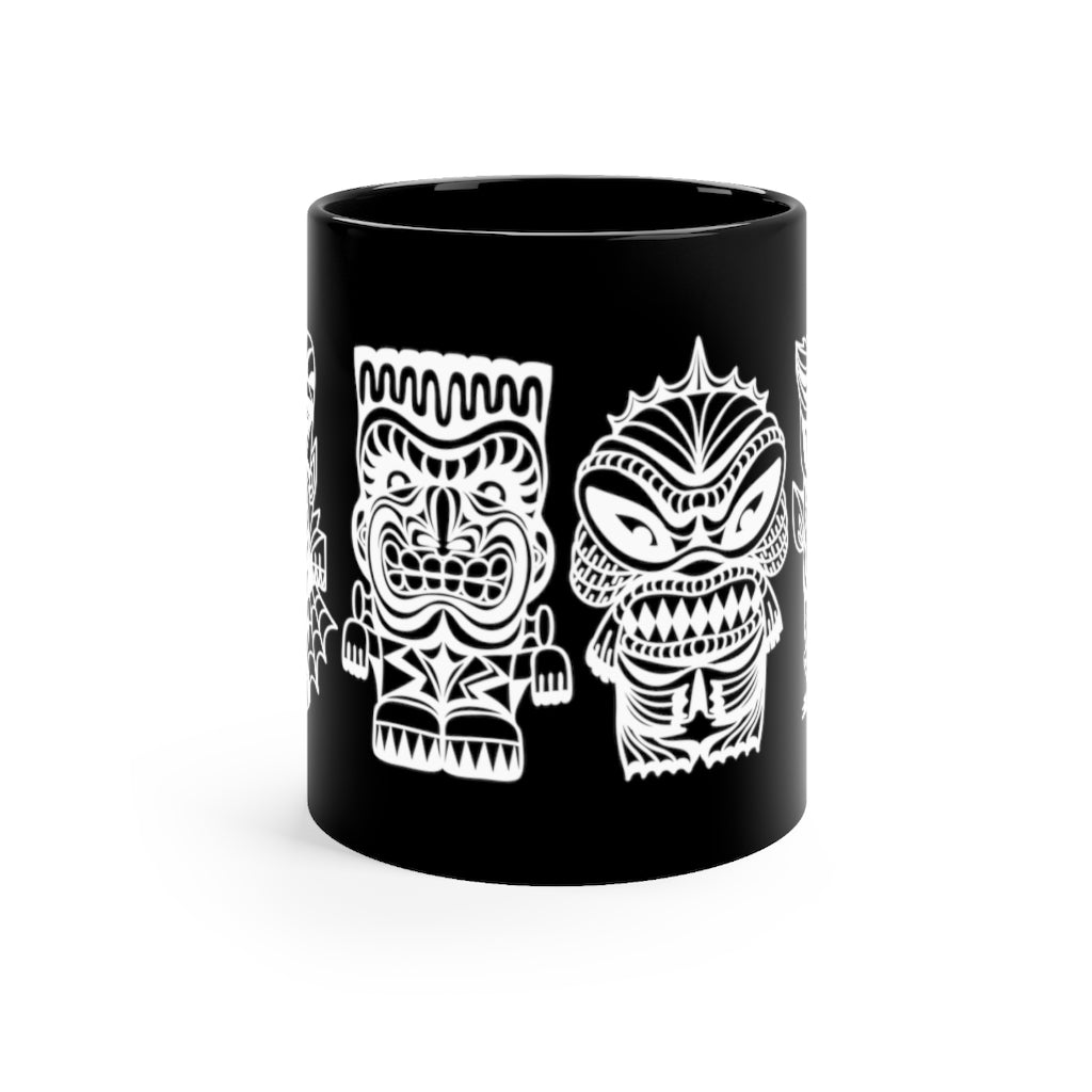 Tiki Monsters - Coffee Mug