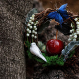 The Snow White & Evil Queen Wreath