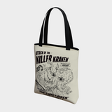 Attack of the Killer Kraken - Basic Tote