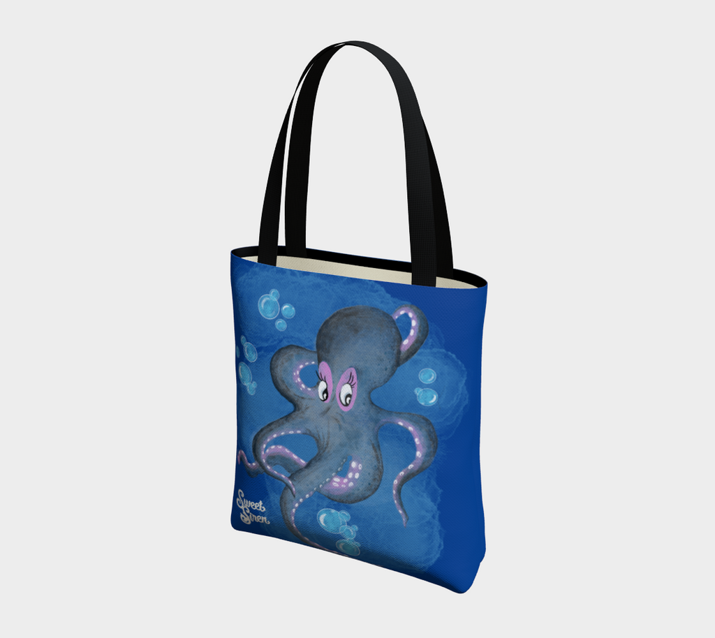 Arms for You Octopus - Basic Tote